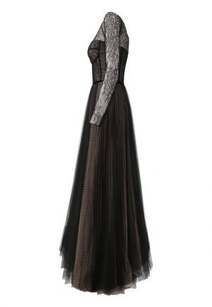 Sophie Couture Exquisite Corset lace gown for rent in UAE