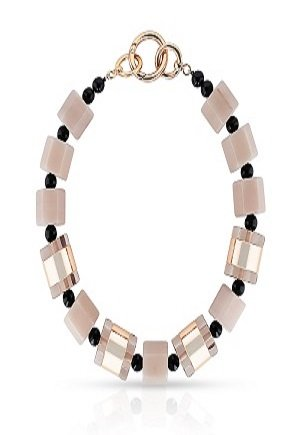 Emporio Armani beaded choker necklace for rent in UAE