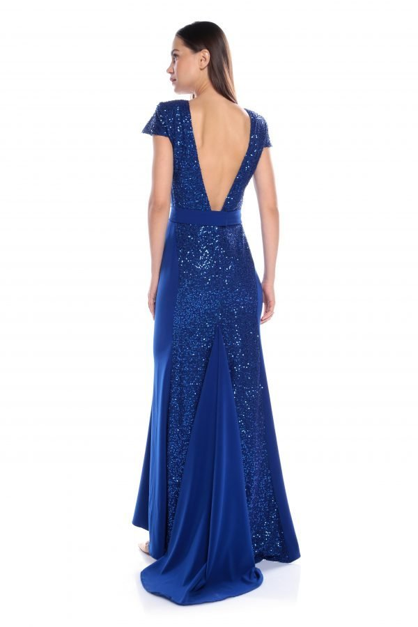 Adelina Boie Dina gown for rent UAE